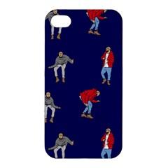 Drake Ugly Holiday Christmas Apple iPhone 4/4S Premium Hardshell Case