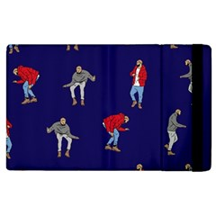 Drake Ugly Holiday Christmas Apple iPad 3/4 Flip Case