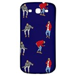 Drake Ugly Holiday Christmas Samsung Galaxy S3 S III Classic Hardshell Back Case Front