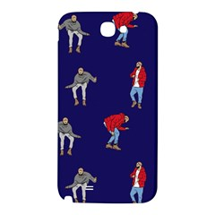 Drake Ugly Holiday Christmas Samsung Note 2 N7100 Hardshell Back Case