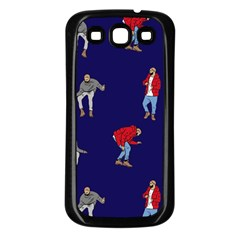 Drake Ugly Holiday Christmas Samsung Galaxy S3 Back Case (black)