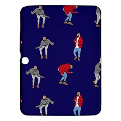 Drake Ugly Holiday Christmas Samsung Galaxy Tab 3 (10 1 ) P5200 Hardshell Case