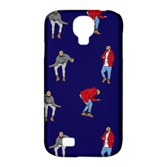 Drake Ugly Holiday Christmas Samsung Galaxy S4 Classic Hardshell Case (pc+silicone)