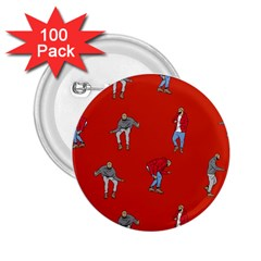 Drake Ugly Holiday Christmas   2.25  Buttons (100 pack)