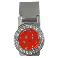 Drake Ugly Holiday Christmas   Money Clips (CZ)