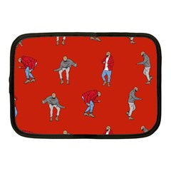 Drake Ugly Holiday Christmas   Netbook Case (Medium)