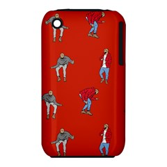 Drake Ugly Holiday Christmas   Apple Iphone 3g/3gs Hardshell Case (pc+silicone)
