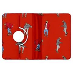 Drake Ugly Holiday Christmas   Kindle Fire HDX Flip 360 Case