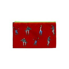 Drake Ugly Holiday Christmas   Cosmetic Bag (xs)