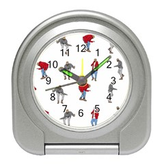Drake Ugly Holiday Christmas Travel Alarm Clocks