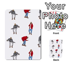 Drake Ugly Holiday Christmas Multi Purpose Cards (rectangle)