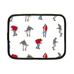 Drake Ugly Holiday Christmas Netbook Case (Small)