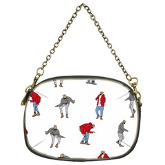 Drake Ugly Holiday Christmas Chain Purses (One Side)