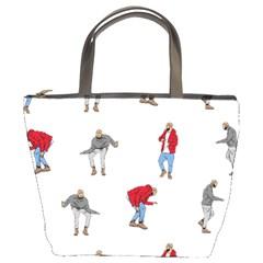 Drake Ugly Holiday Christmas Bucket Bags