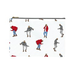 Drake Ugly Holiday Christmas Cosmetic Bag (Large)