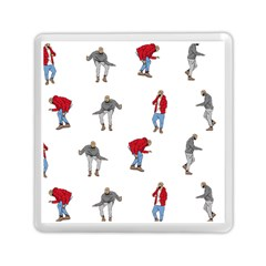 Drake Ugly Holiday Christmas Memory Card Reader (square)