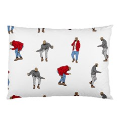 Drake Ugly Holiday Christmas Pillow Case (Two Sides)
