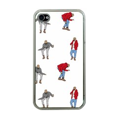 Drake Ugly Holiday Christmas Apple iPhone 4 Case (Clear)