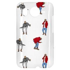 Drake Ugly Holiday Christmas HTC Desire HD Hardshell Case