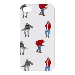 Drake Ugly Holiday Christmas Apple Iphone 4/4s Premium Hardshell Case