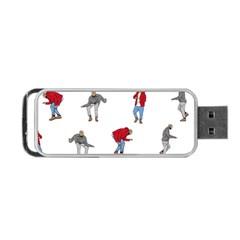 Drake Ugly Holiday Christmas Portable USB Flash (Two Sides)