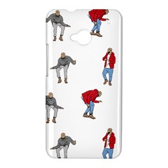 Drake Ugly Holiday Christmas HTC One M7 Hardshell Case
