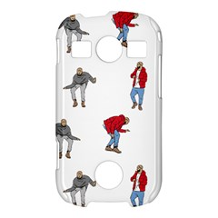 Drake Ugly Holiday Christmas Samsung Galaxy S7710 Xcover 2 Hardshell Case