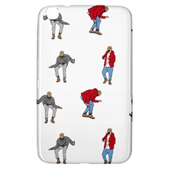 Drake Ugly Holiday Christmas Samsung Galaxy Tab 3 (8 ) T3100 Hardshell Case