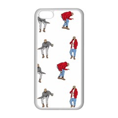 Drake Ugly Holiday Christmas Apple iPhone 5C Seamless Case (White)