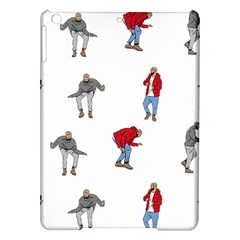 Drake Ugly Holiday Christmas iPad Air Hardshell Cases