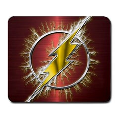 Flash Flashy Logo Large Mousepads