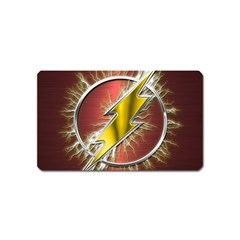 Flash Flashy Logo Magnet (Name Card)