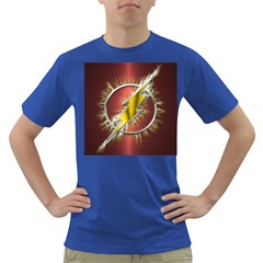Flash Flashy Logo Dark T Shirt