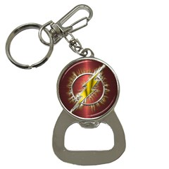 Flash Flashy Logo Bottle Opener Key Chains