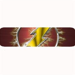 Flash Flashy Logo Large Bar Mats