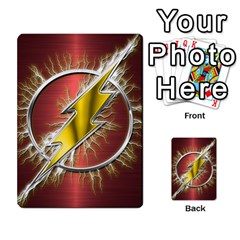 Flash Flashy Logo Multi-purpose Cards (Rectangle)