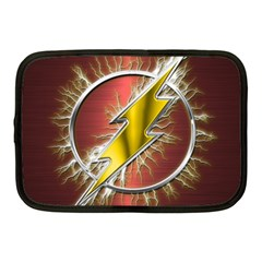 Flash Flashy Logo Netbook Case (Medium)