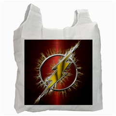 Flash Flashy Logo Recycle Bag (One Side)