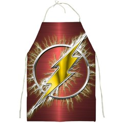 Flash Flashy Logo Full Print Aprons