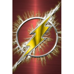 Flash Flashy Logo 5.5  x 8.5  Notebooks