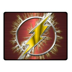 Flash Flashy Logo Fleece Blanket (small)