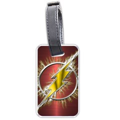 Flash Flashy Logo Luggage Tags (Two Sides)