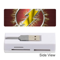 Flash Flashy Logo Memory Card Reader (Stick)