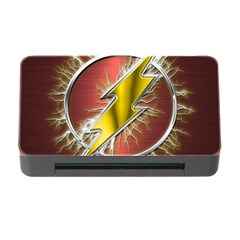 Flash Flashy Logo Memory Card Reader with CF