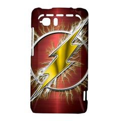 Flash Flashy Logo HTC Vivid / Raider 4G Hardshell Case