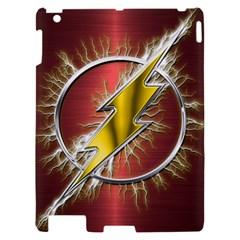Flash Flashy Logo Apple iPad 2 Hardshell Case