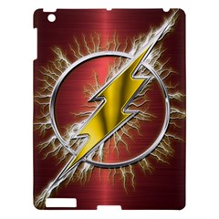 Flash Flashy Logo Apple iPad 3/4 Hardshell Case