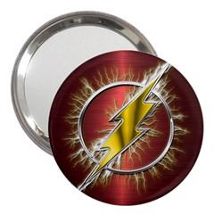 Flash Flashy Logo 3  Handbag Mirrors