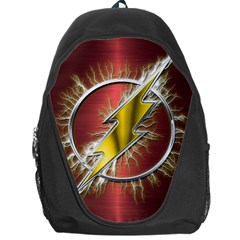 Flash Flashy Logo Backpack Bag