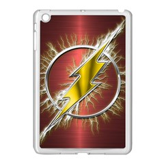 Flash Flashy Logo Apple iPad Mini Case (White)